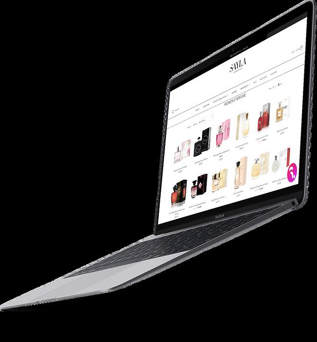Online mega-store