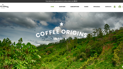 Coffee Origins Thailand