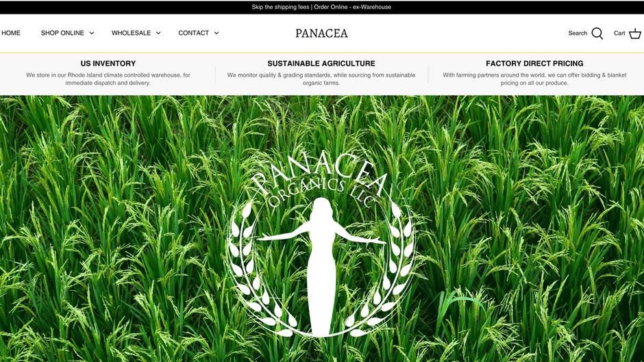 Panacea Ingredients