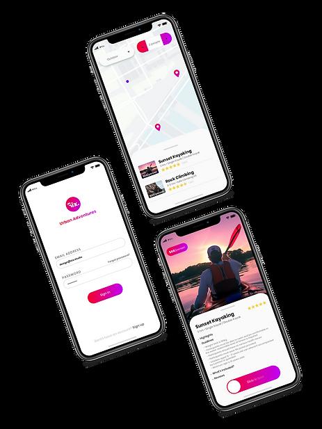 Simple app design