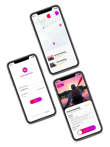 Simple app design + prototype