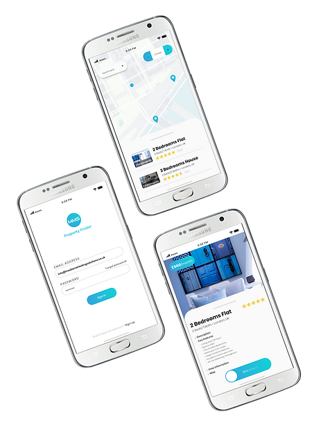 Simple Android app design