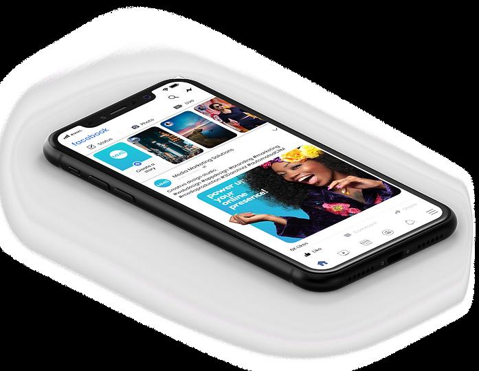 Premium digital marketing campaign