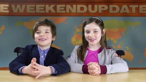 Kids Weekend Update