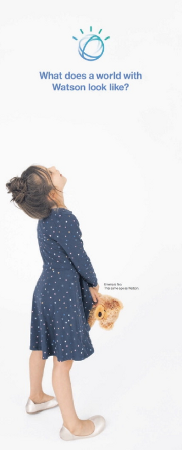 Alexa Swinton - IBM Watson Campaign
