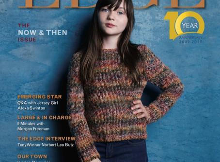 Alexa Swinton - Cover Story on Edge Magazine
