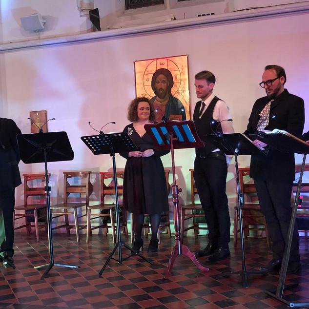Le Nozze di Figaro in Concert, November 2018