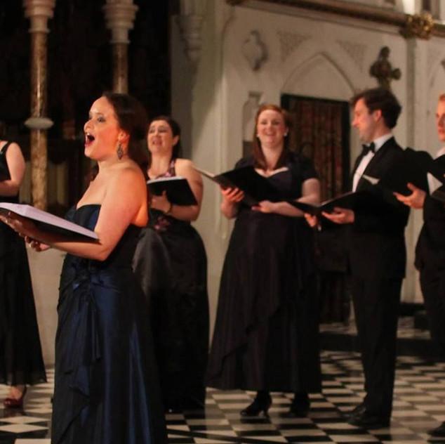 Opera Alegria Fundraiser 2012