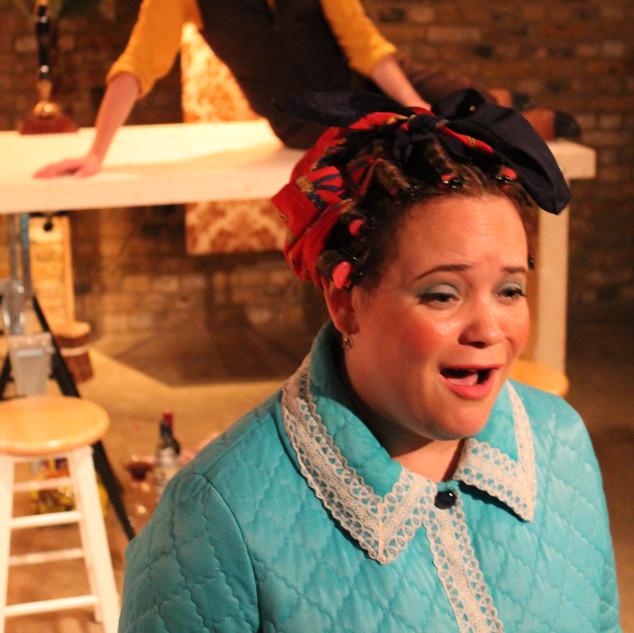 Title Role in Donizetti's Rita