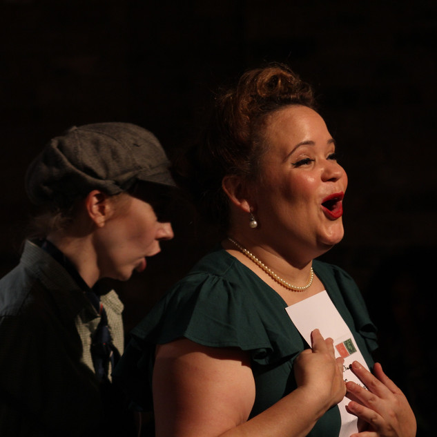 Countess Adele in Rossini's Count Ory