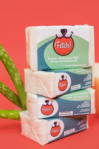 Fetch! Neem Natural Shampoo Bar