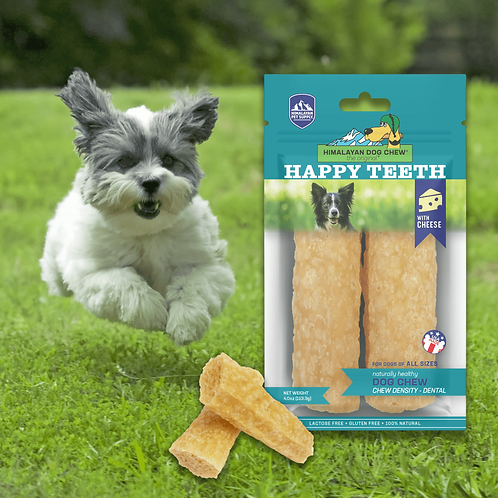 Happy Teeth Dog Dental Treat