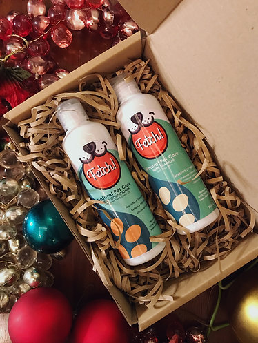 Fetch! Neem-tastic Fur Gift Set
