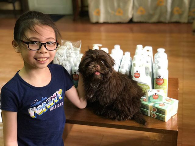 Alvin and Althea are bringing Fetch! products to Caloocan