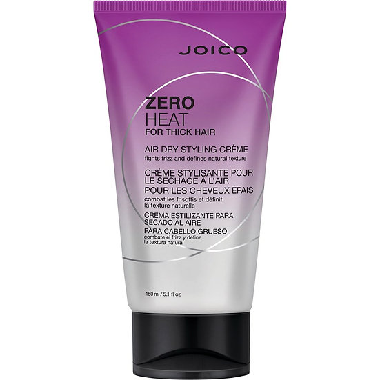 Zero Heat Air Dry Styling Crème Thick Hair 150ml