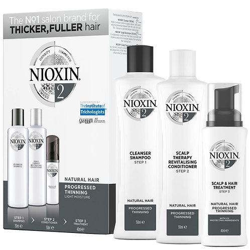 Nioxin Hair System Trial Kit 2 150ml