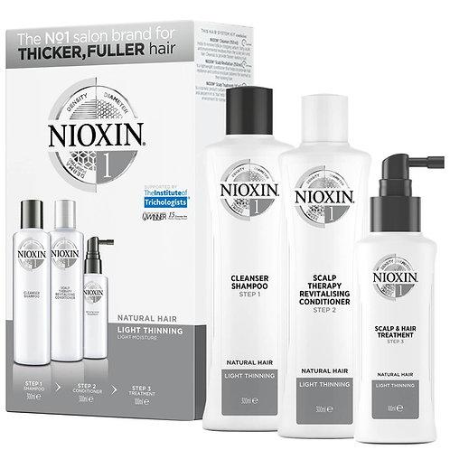 Nioxin Hair System Loyalty Kit 1 300ml