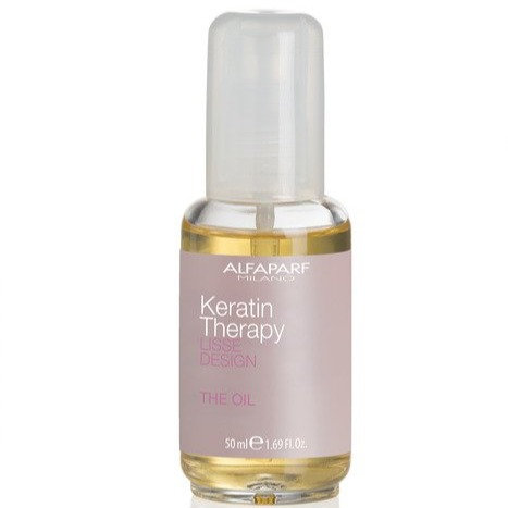 Alfaparf Keratin Therapy Lisse Design Oil 50 ml