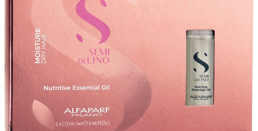 Semi Di Lino Moisture Nutritive Essential Oil 6 x13ml