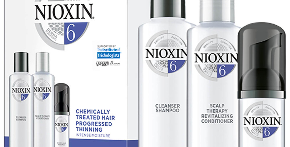 Nioxin Hair System Loyalty Kit 6 300ml
