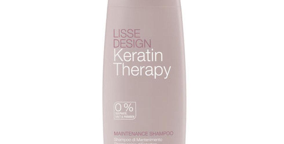 Alfaparf Lisse Design Keratin Therapy Maintenance Shampoo 250ml
