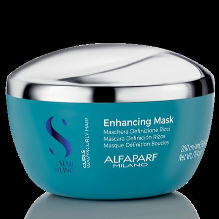 Semi Di Lino Curls Enhancing Mask