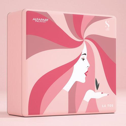 Alfaparf Semi Di Lino Holiday Kit Mositure
