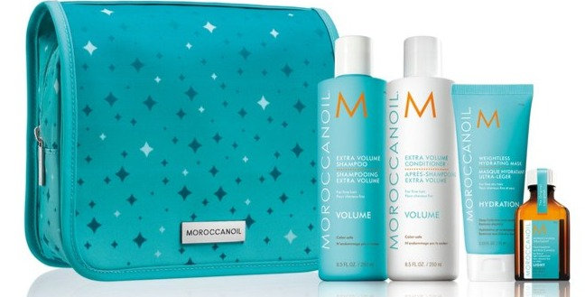 Moroccanoil Volume Gift Set