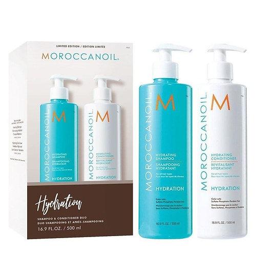 Moroccanoil Hydrating Shampoo & Conditioner 500ml