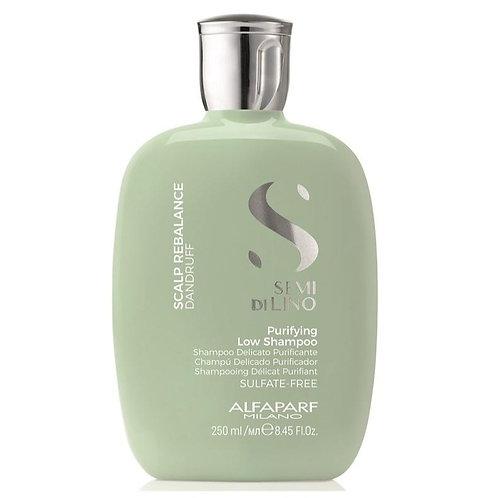 Semi Di Lino Scalp Rebalance Purifying Low Shampoo