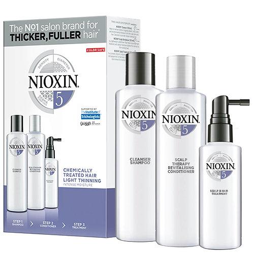 Nioxin Hair System Loyalty Kit 5 300ml