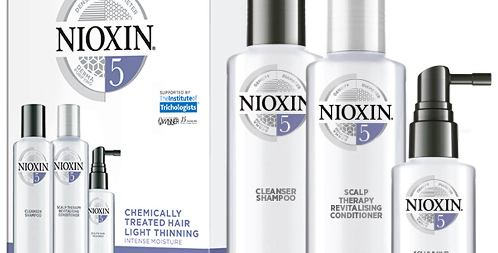 Nioxin Hair System Loyalty Kit 5 300ml