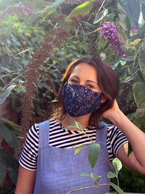 'Daisy Dream' Face Mask