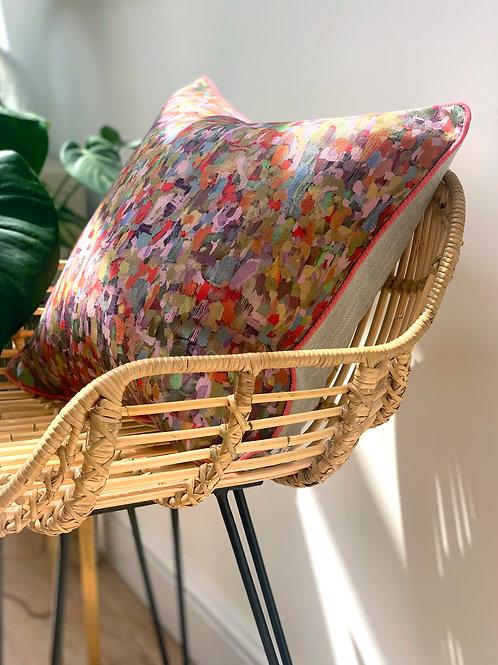 Dapple Cushion Cover in Bloomsbury