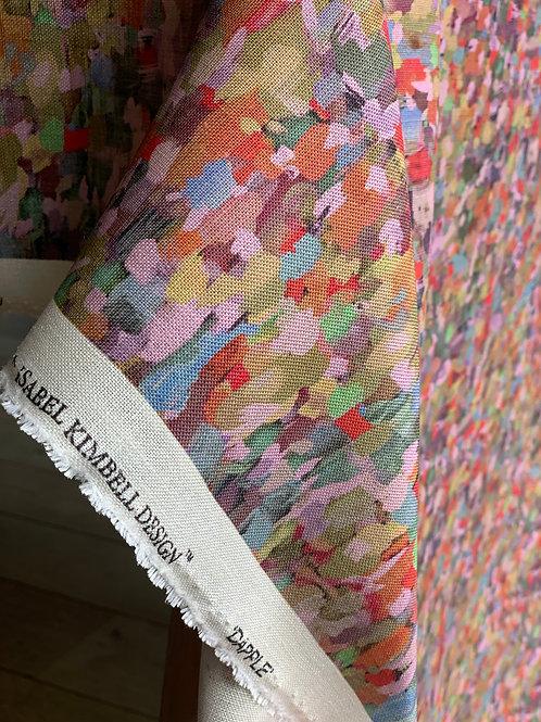 Dapple Fabric in Bloomsbury