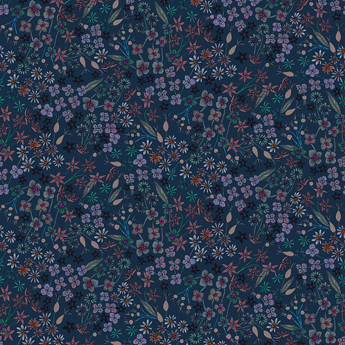 Daisy Dream fabric by the meter