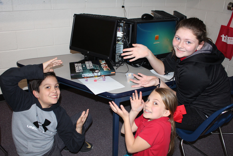 Fifth Grade Builds a Foundation in Coding