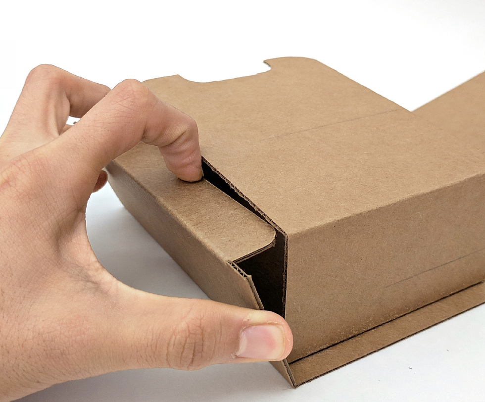 HowLett packaging development