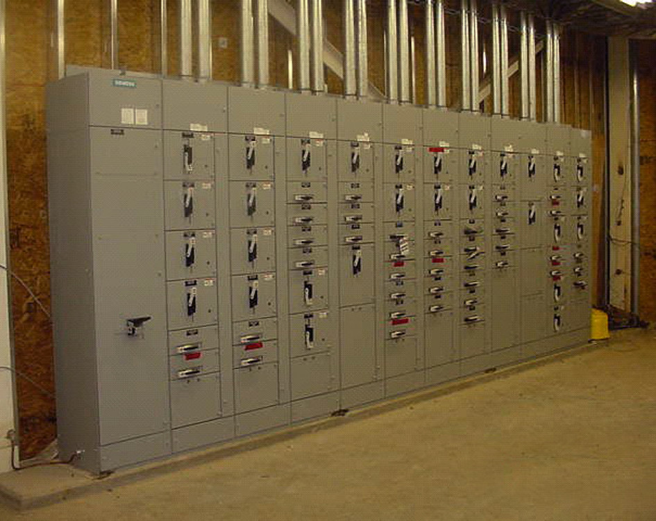 Industrial Power Systems Design