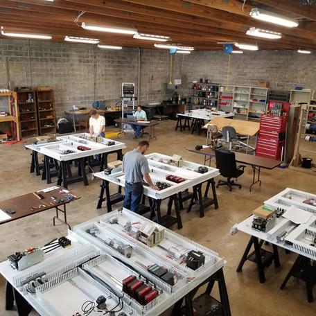 Fabrication & Testing