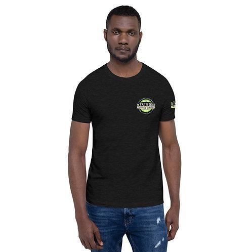 """""""WW Logo"""" Unisex T-Shirt w/Sleeve Logo"""