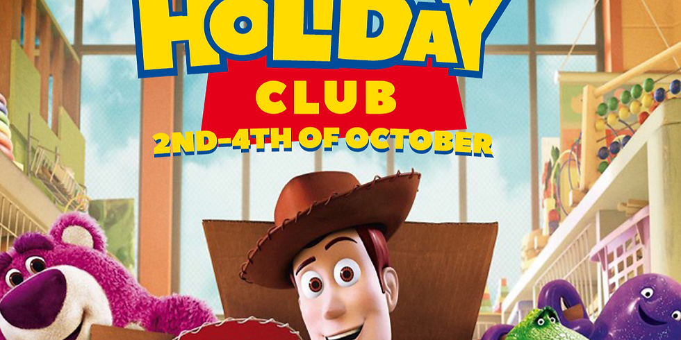 Toy Story Holiday Club
