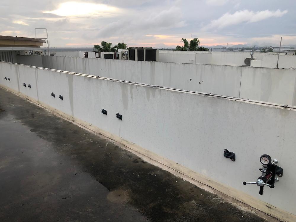 VA01 Installation