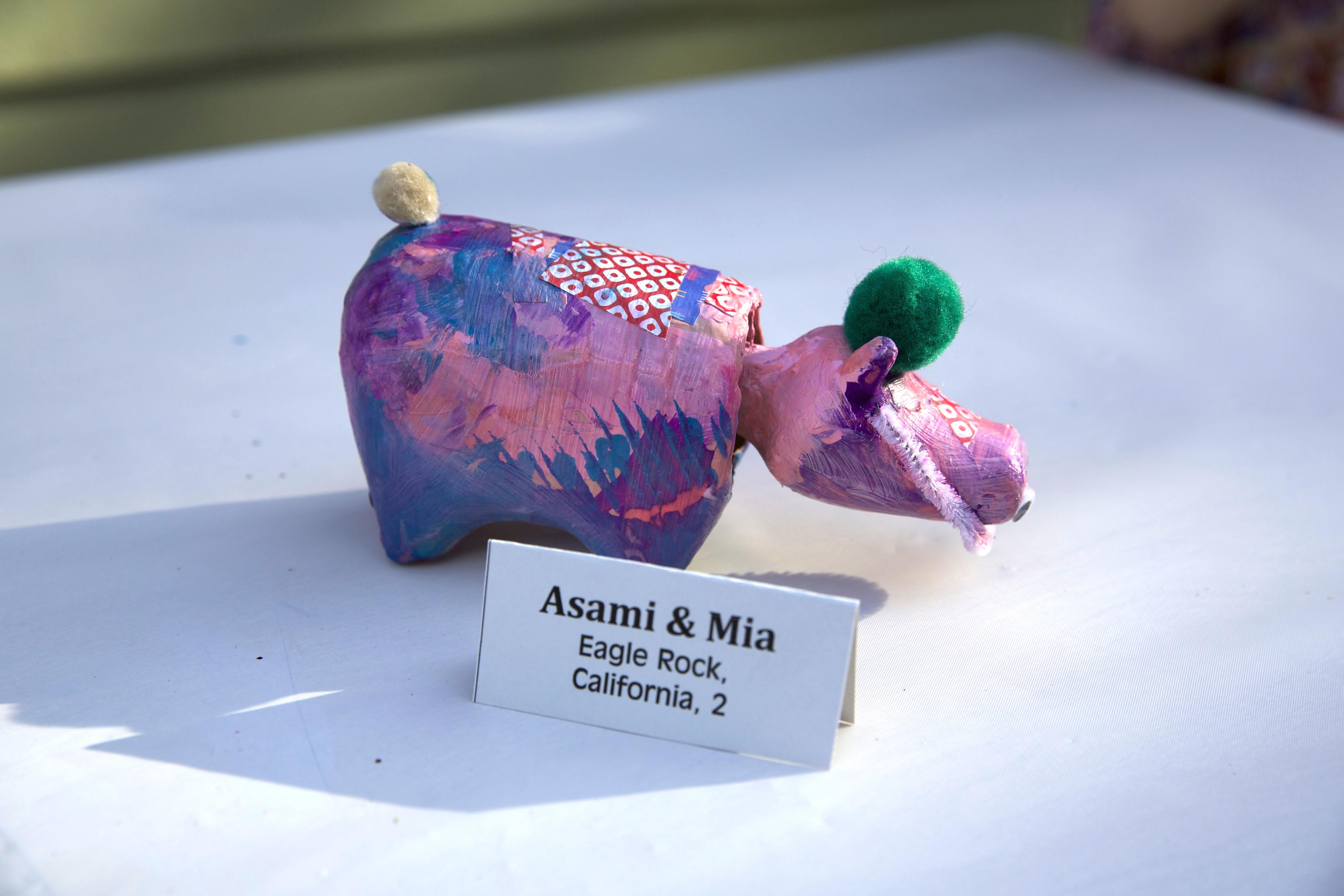 Asami & Mia