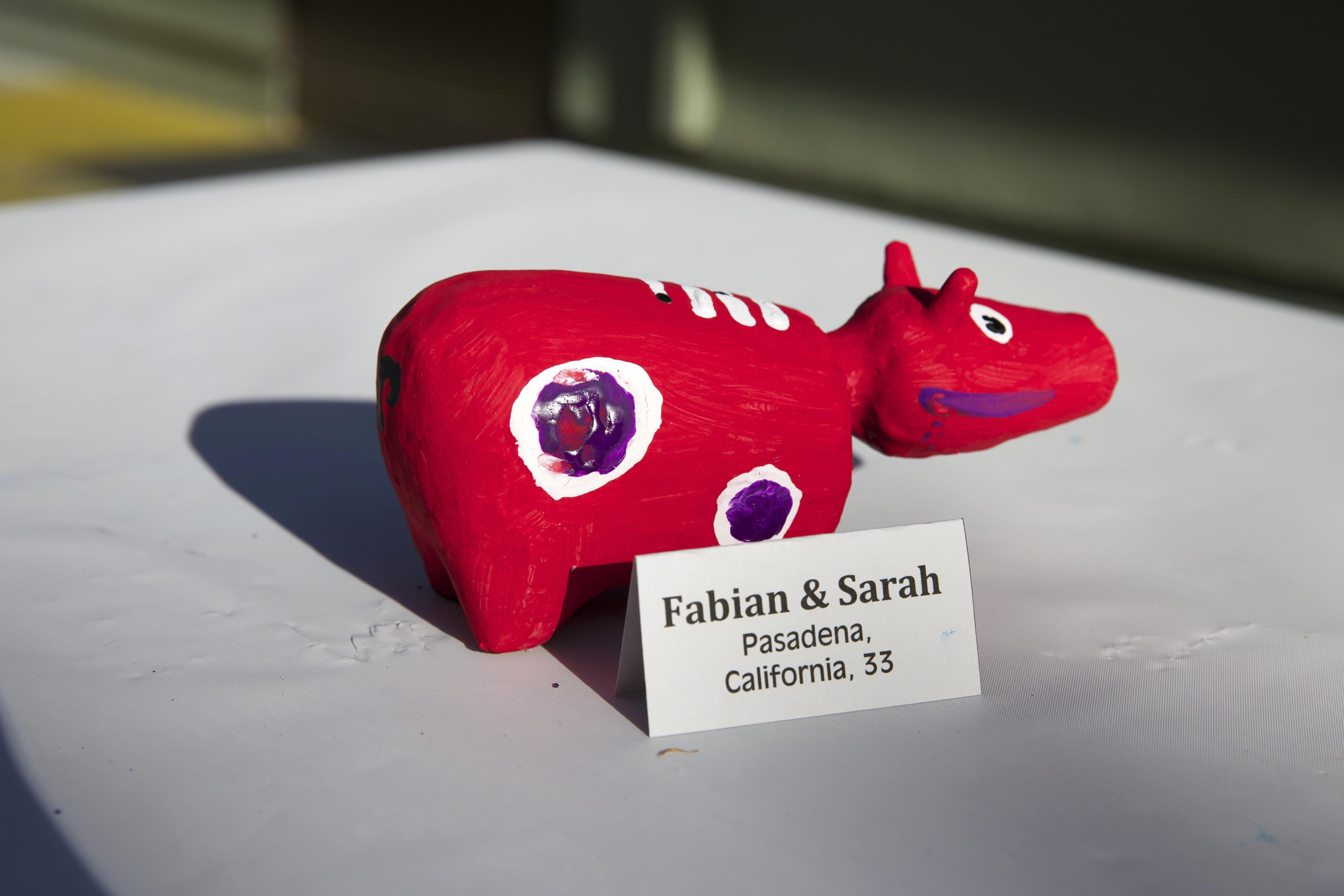 Fabian & Sarah