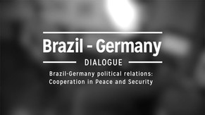 DIÁLOGOS BRASIL-ALEMANHA
