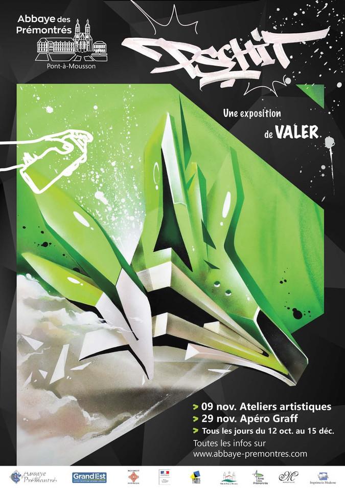Cet automne, l'Abbaye des Prémontrésexplore l'univers de Valer
