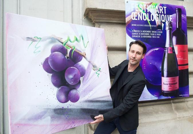 VALER Participe au Festiv'Art œnologique