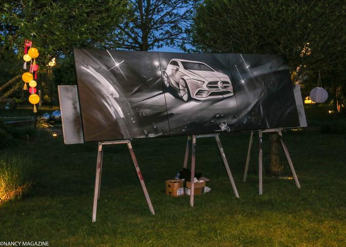 Soirée de lancement Nouvelle Classe A - Mercedes-Benz Nancy
