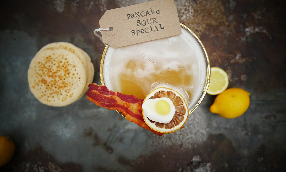 Pancake  🥞🥓🍳 Sour Special